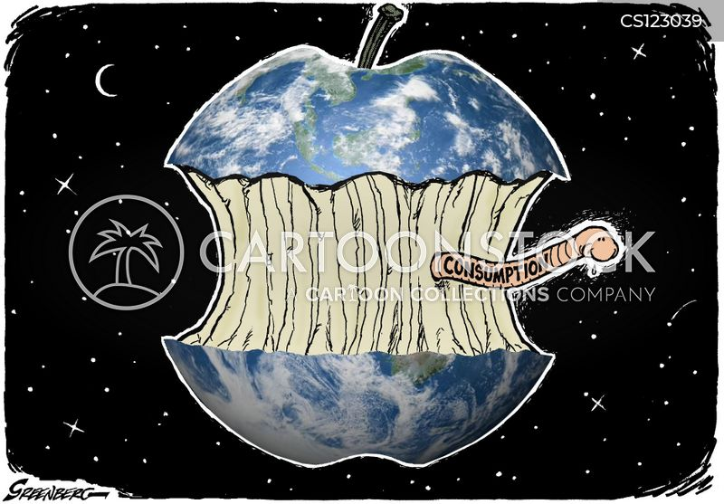 Earth's Resources Cartoons and Comics - funny pictures from ...