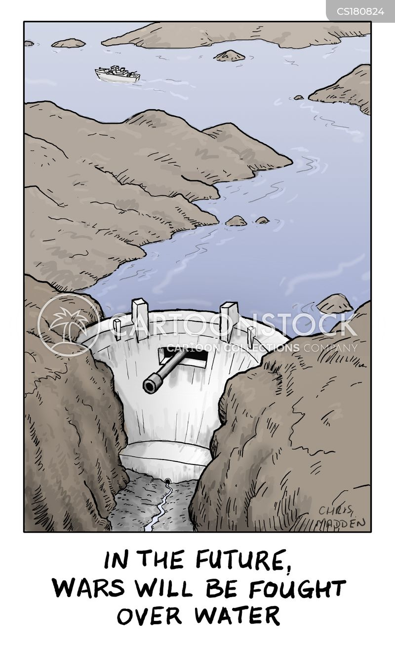 natural resources cartoon