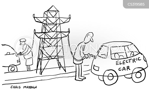 emission cartoon