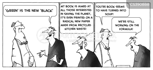 radical cartoon