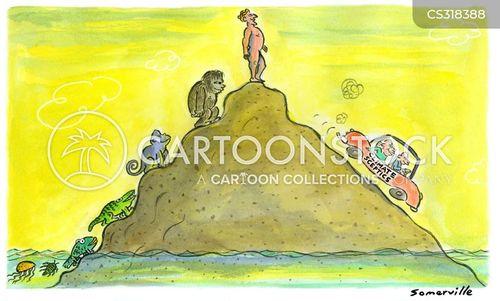 charles cartoon