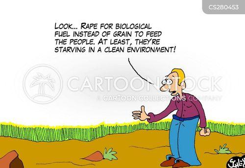 bio-fuel cartoon