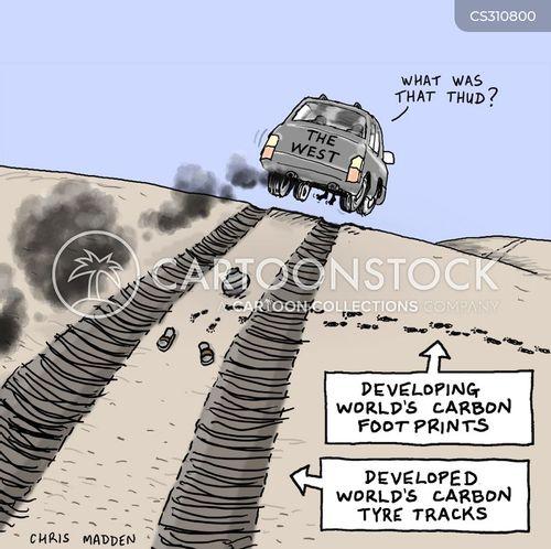 compared cartoon