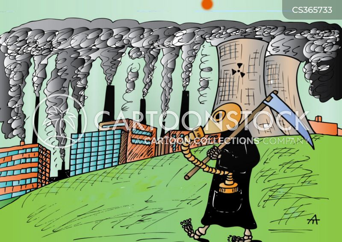 power stations cartoon