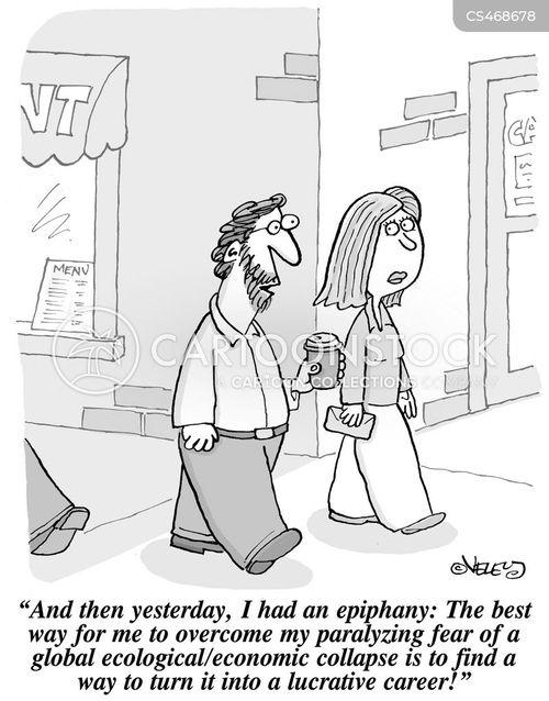 psychologic cartoon