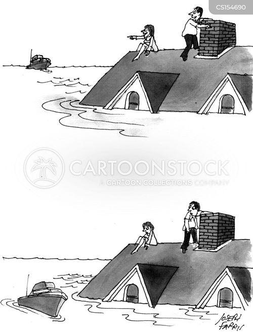 rainfall cartoon