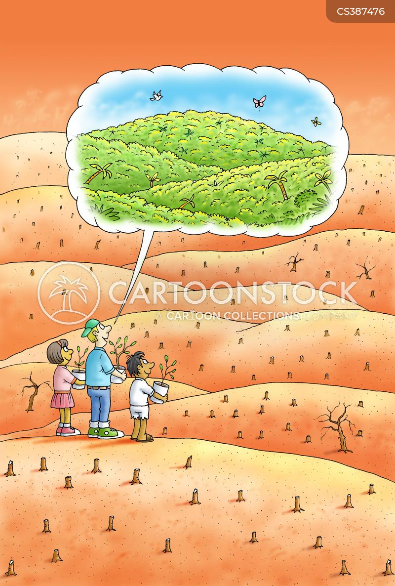 Green Space Cartoons and Comics - funny pictures from ...