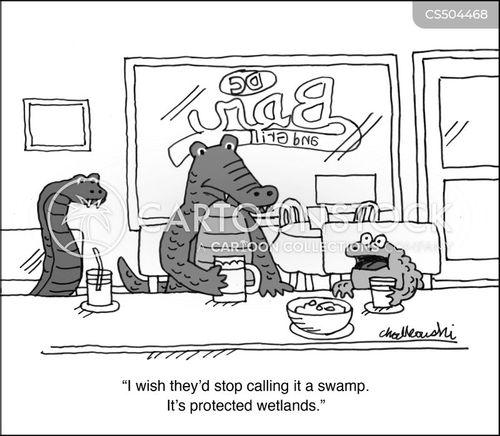 bar joke cartoon