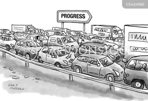 progressions cartoon