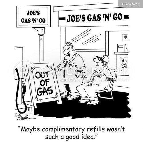 refills cartoon