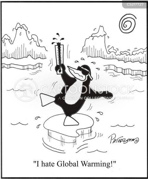 artic cartoon
