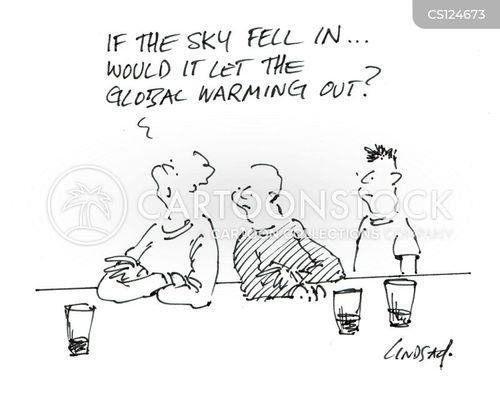 copenhagen cartoon