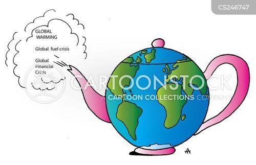 tea pot cartoon
