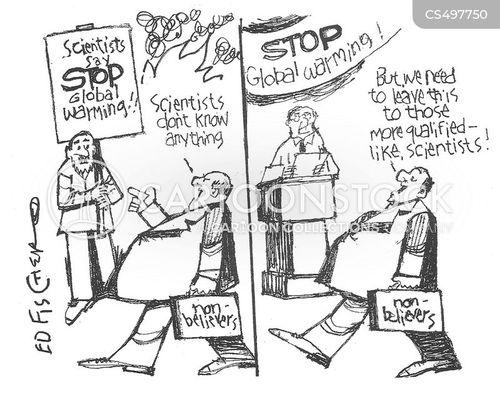 world problem cartoon