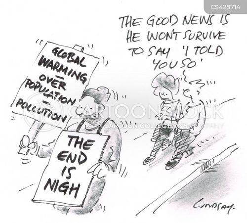 street prophecy cartoon