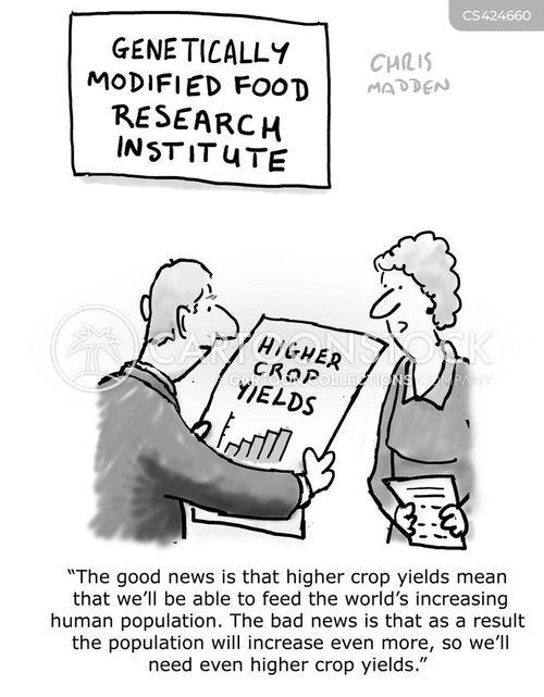 food shortage cartoon