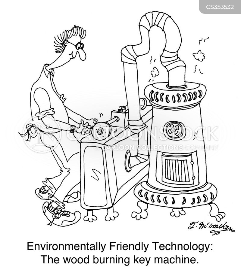 environmentists cartoon