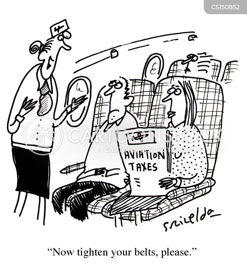 green tax cartoon