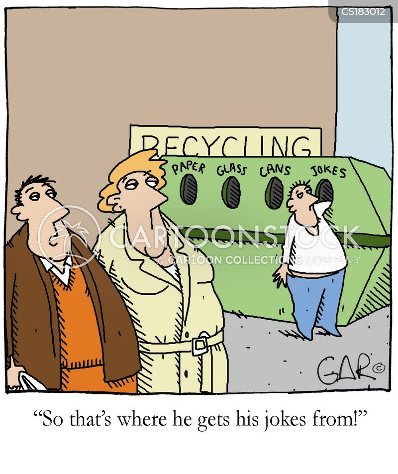 environmental-issues-joke-joker-recyclin