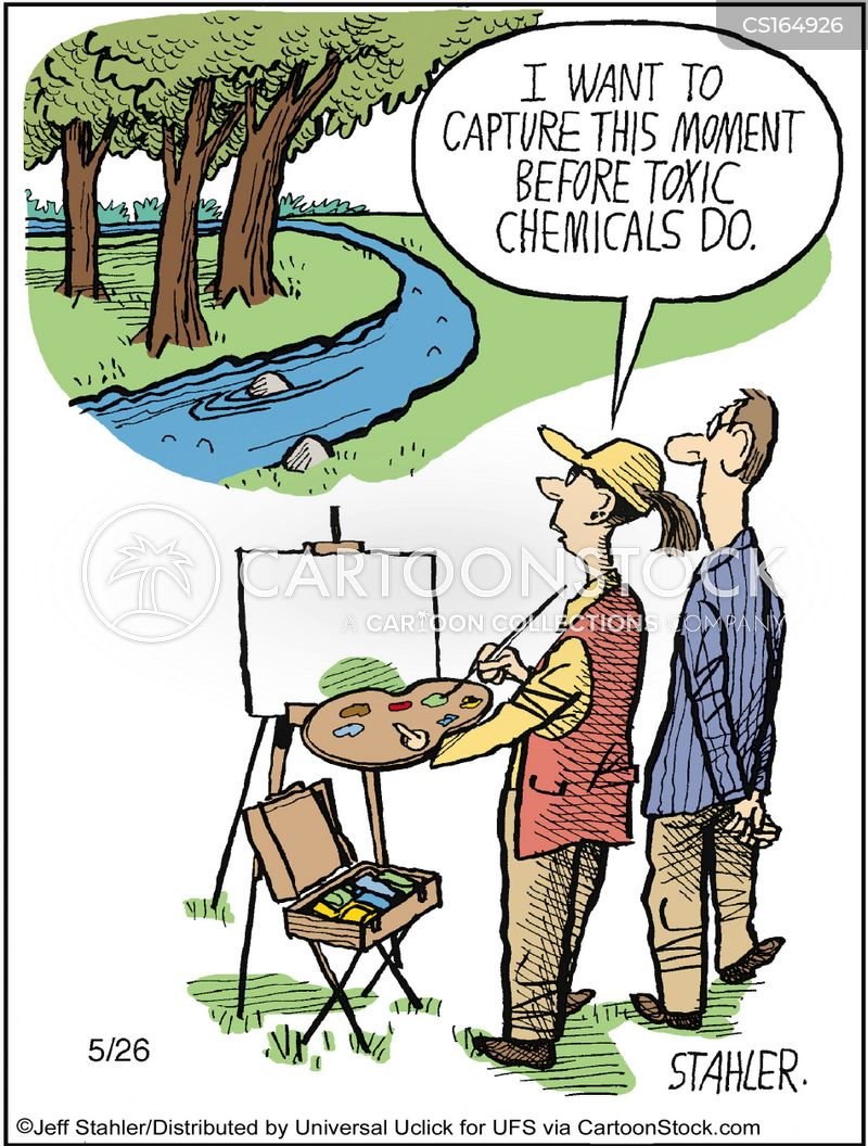 Pollution Cartoons Pollution Cartoon Funny Pollution Picture