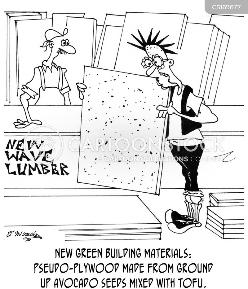 Building Materials Cartoons And Comics Funny Pictures
