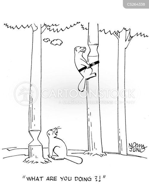 lumber jack cartoon
