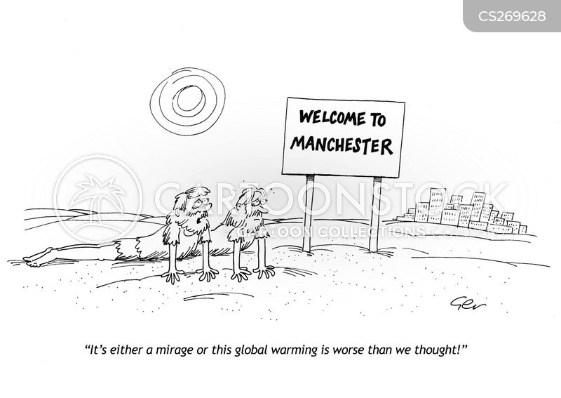 manchester cartoon