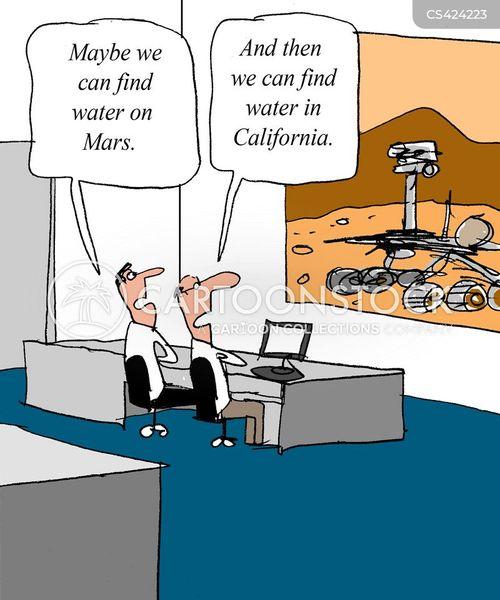 mars rover cartoon - photo #37