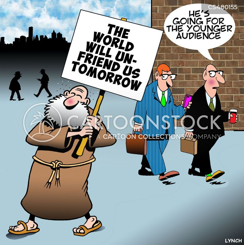 street prophecies cartoon