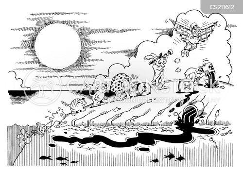 desolation cartoon