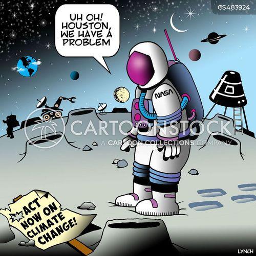 global destruction cartoon