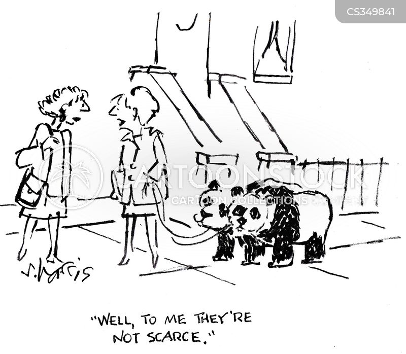 conservationism cartoon