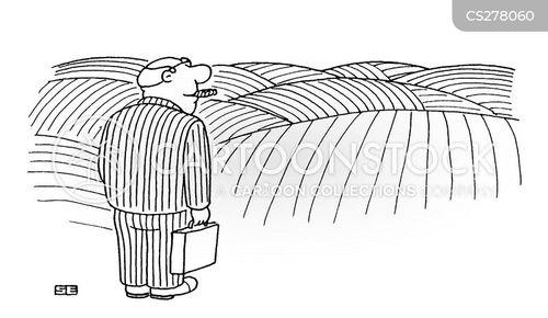 pinstripe cartoon