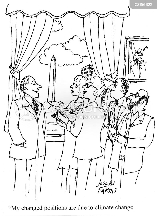 inconsistent cartoon