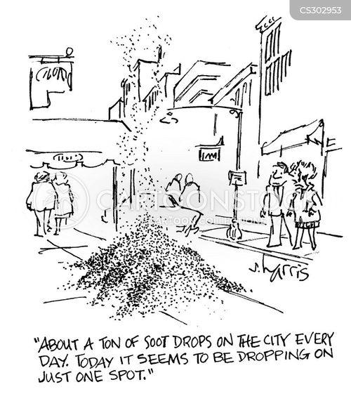 soot cartoon