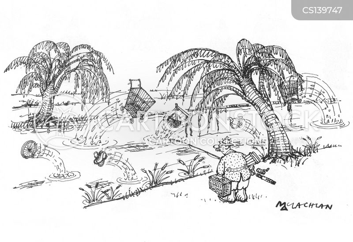 canal cartoon