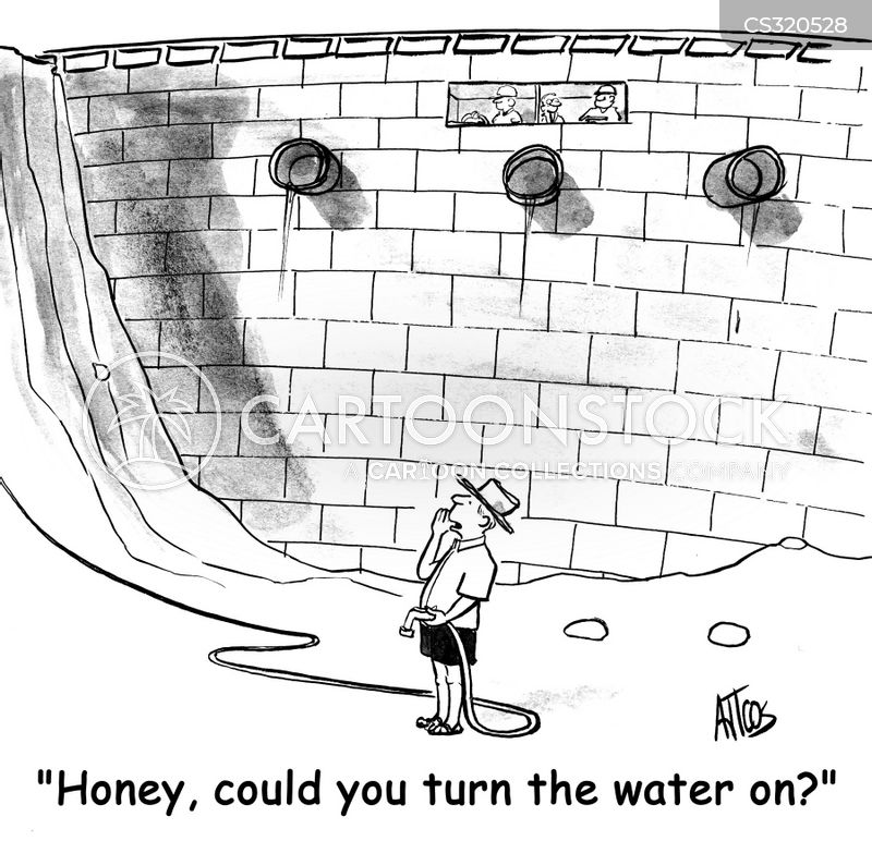 hydroelectric cartoons and comics