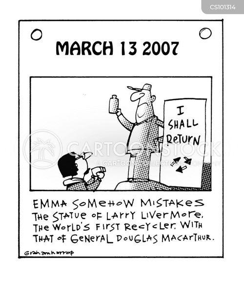 macarthur cartoon