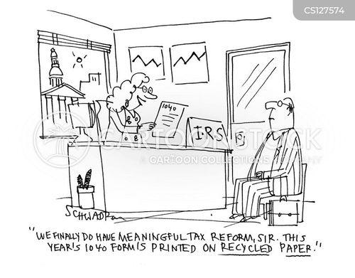 environmental solutions cartoon