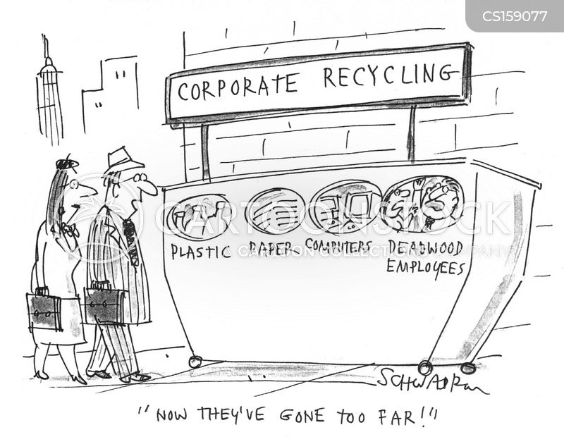 Recycling Bank Cartoons and Comics - funny pictures from CartoonStock