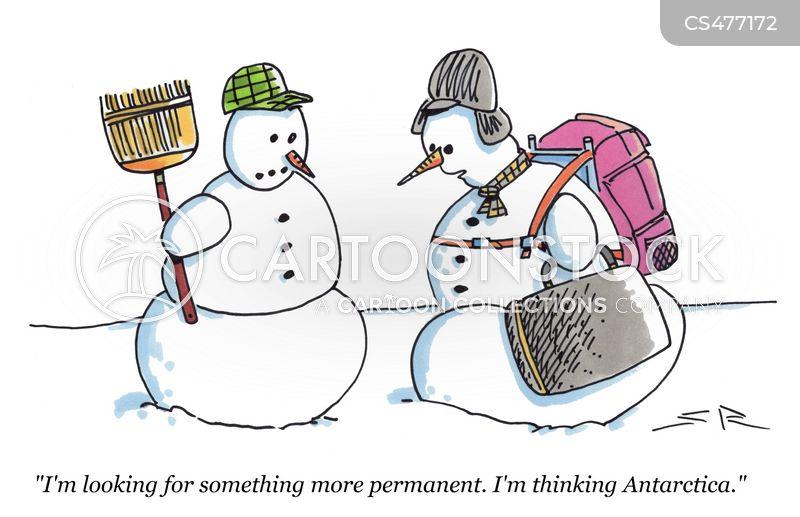 change of pace cartoon
