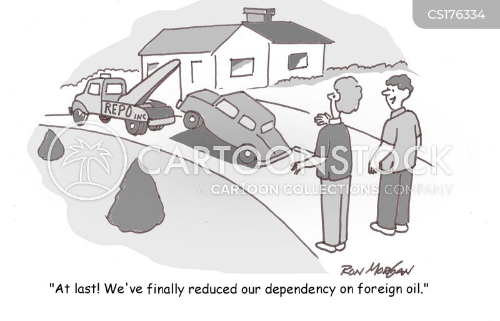oil prices cartoon