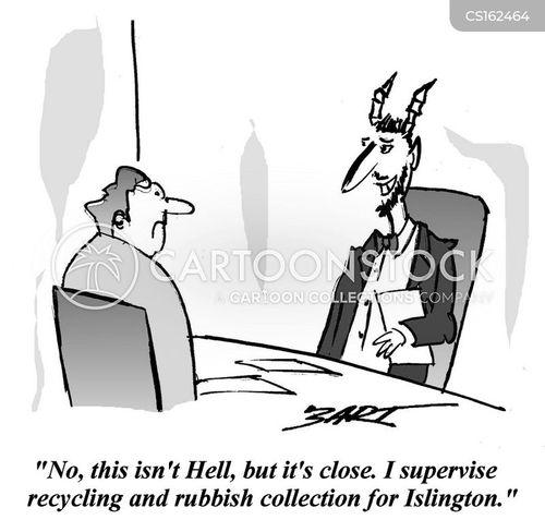 country council cartoon