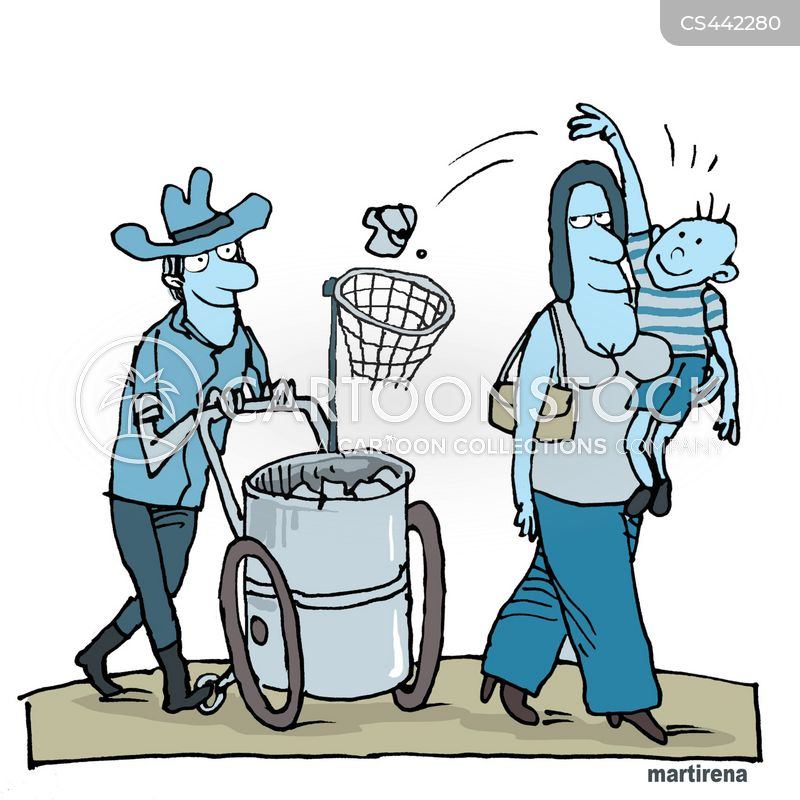 Rubbish Collection cartoons, Rubbish Collection cartoon, funny, Rubbish Collection picture, Rubbish Collection pictures, Rubbish Collection image, Rubbish Collection images, Rubbish Collection illustration, Rubbish Collection illustrations
