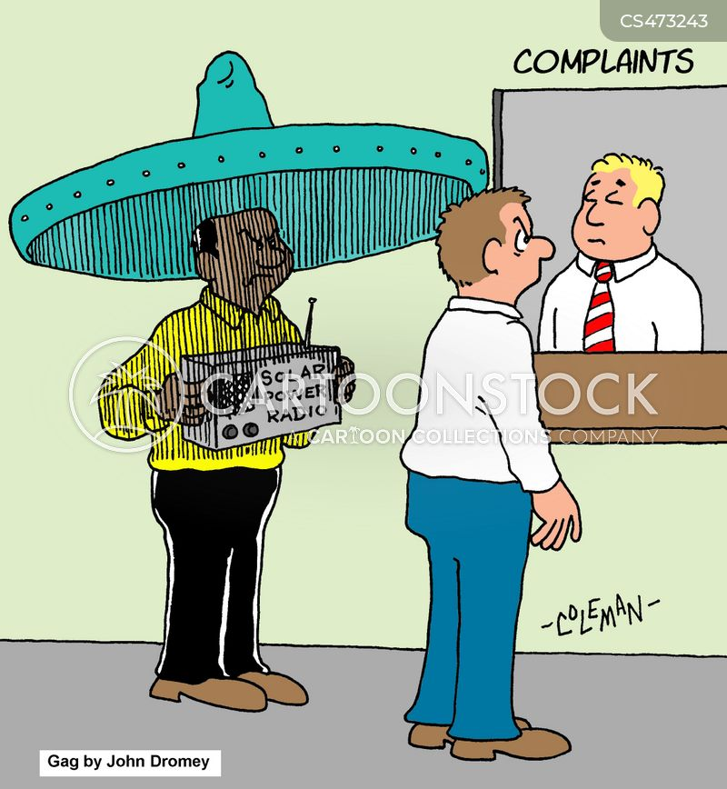 mexican stereotypes cartoon