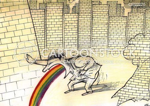 confined cartoon
