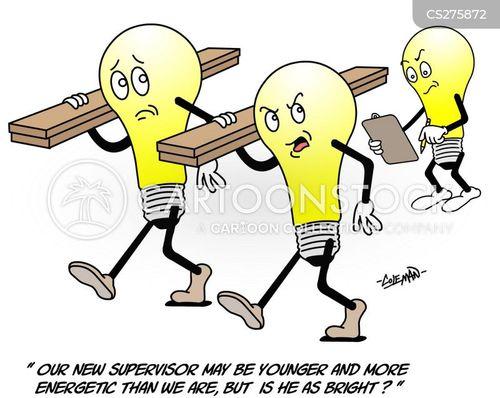 energy efficiency cartoon