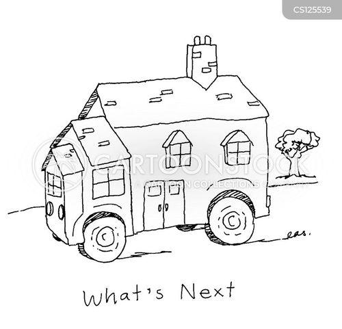recreational cartoon