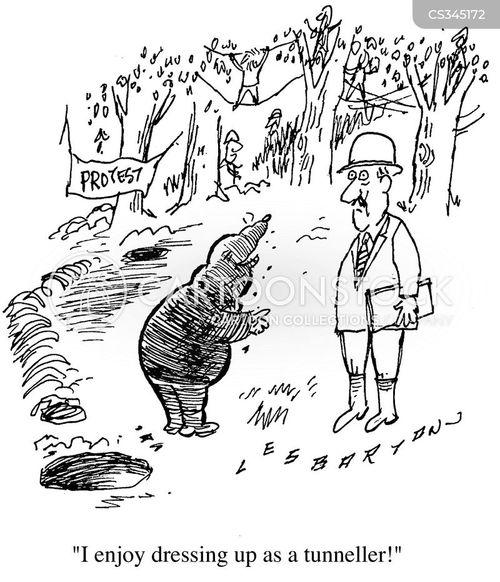eco warrior cartoon