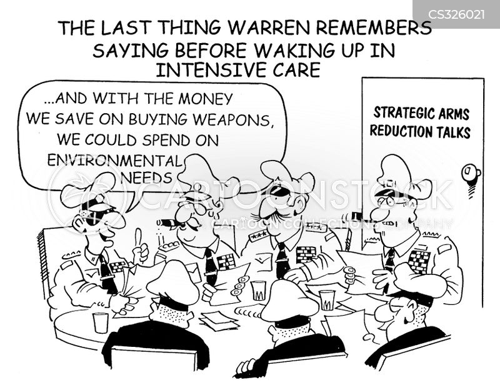 decommission cartoon